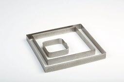 Fascia quadrata microforata