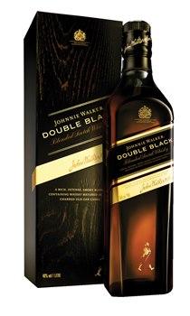 Doble Black Johnnie Walker - Whisky 40°