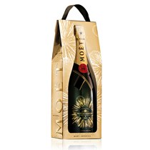 Champagne Brut Imperial Bursting Bubbles Möet & Chandon