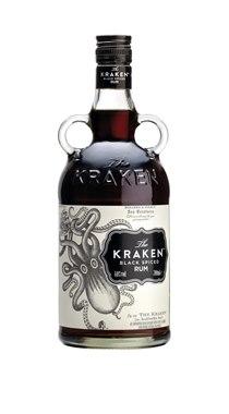 The Kraken - Rum 40°