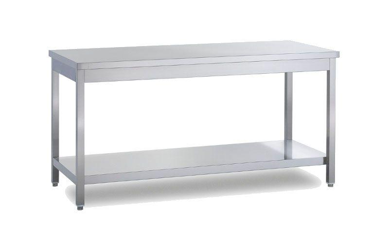 Tavolo Da Lavoro Macelleria : Horeca select tavolo da lavoro in acciaio inox metro catalogo