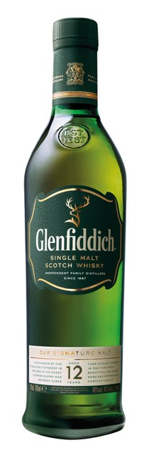 Glenfiddich - Scotch Whisky 40°