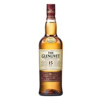 The Glenlivet 15Yo - Scotch Whisky 40°