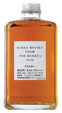 From The Barrel Nikka - Whisky 51,4°