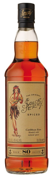 Sailor Jerry - Rum 40°