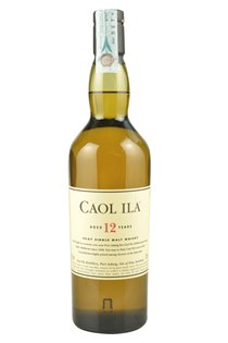 Caol Ila - Scotch Whisky 43°