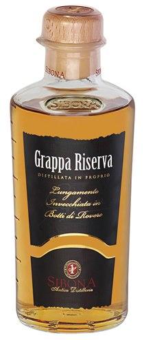 Riserva Distilleria Sibona - Grappa 40°