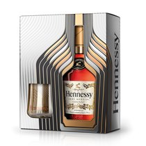 Confezione Cognac Hennessy VS