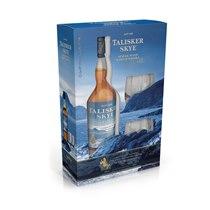 Talisker Skye Confezione Con 2 Bicchieri - Scotch Whisky 45°