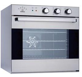 Horeca select forno elettrico gco1001 convezione con grill for Forno elettrico da appoggio