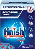 125 TABS STOVIGLIE FINISH PROFESSIONAL