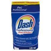 POLVERE PROFESSIONALE 15 KG DASH CLEAN&PROTECT