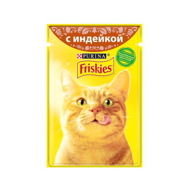 85Г КОРМ Д/КОШ ИНД FRISKIES