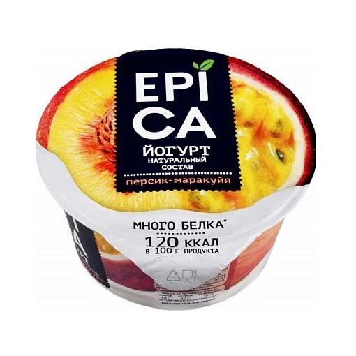 130Г ЙОГУРТ 4,8% EPICA