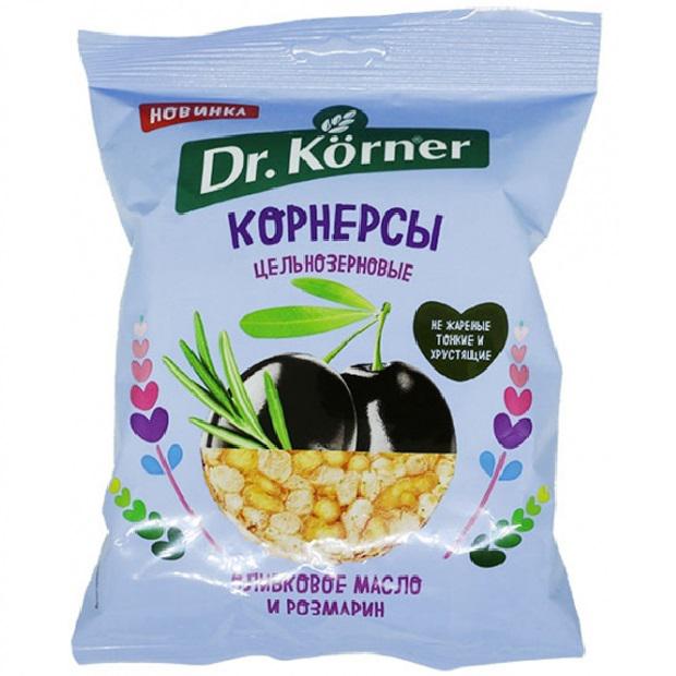 50Г ЧИПСЫ КУКУР-РИС ОЛИВ/РОЗМА