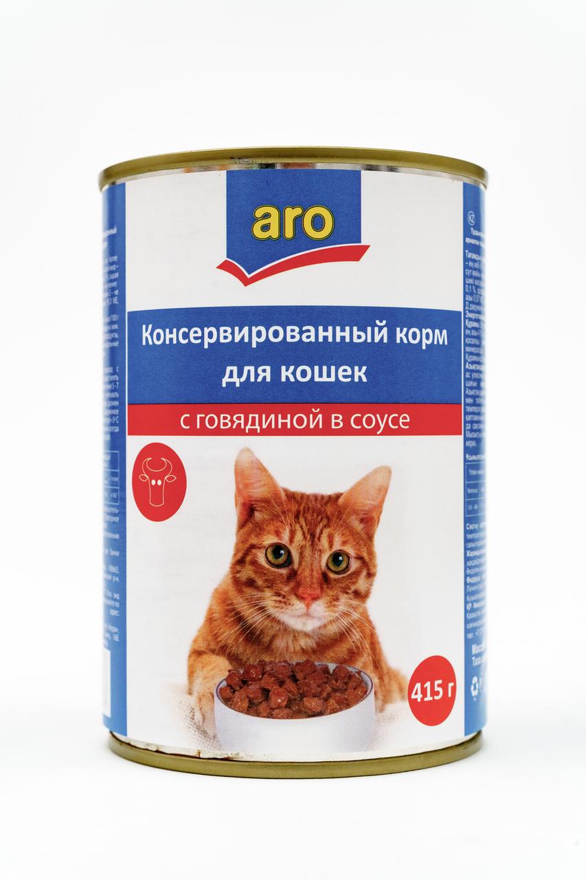 415Г КОРМ Д/КОШ ARO