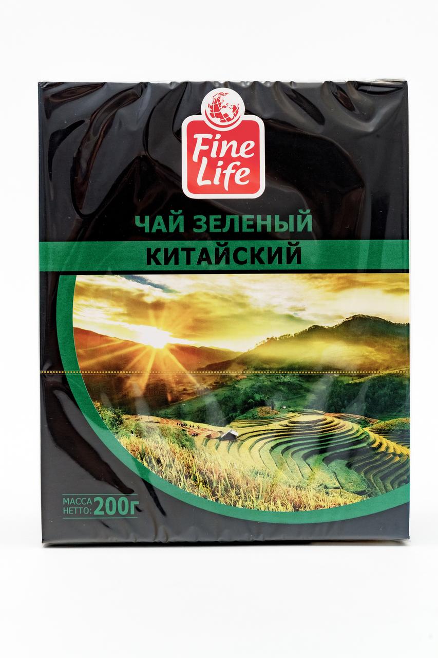 200Г ЧАЙ ЗЕЛ. FL КИТАЙСК ЛИСТ