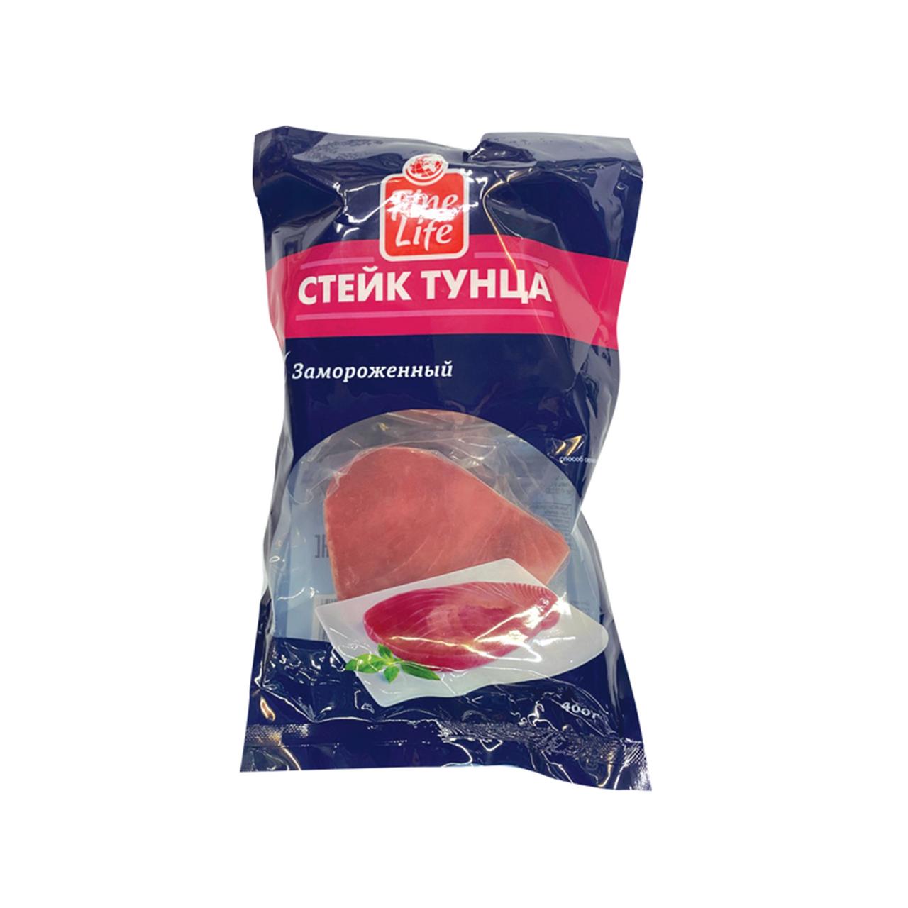 400Г FL ТУНЕЦ СТЕЙКМ С/М