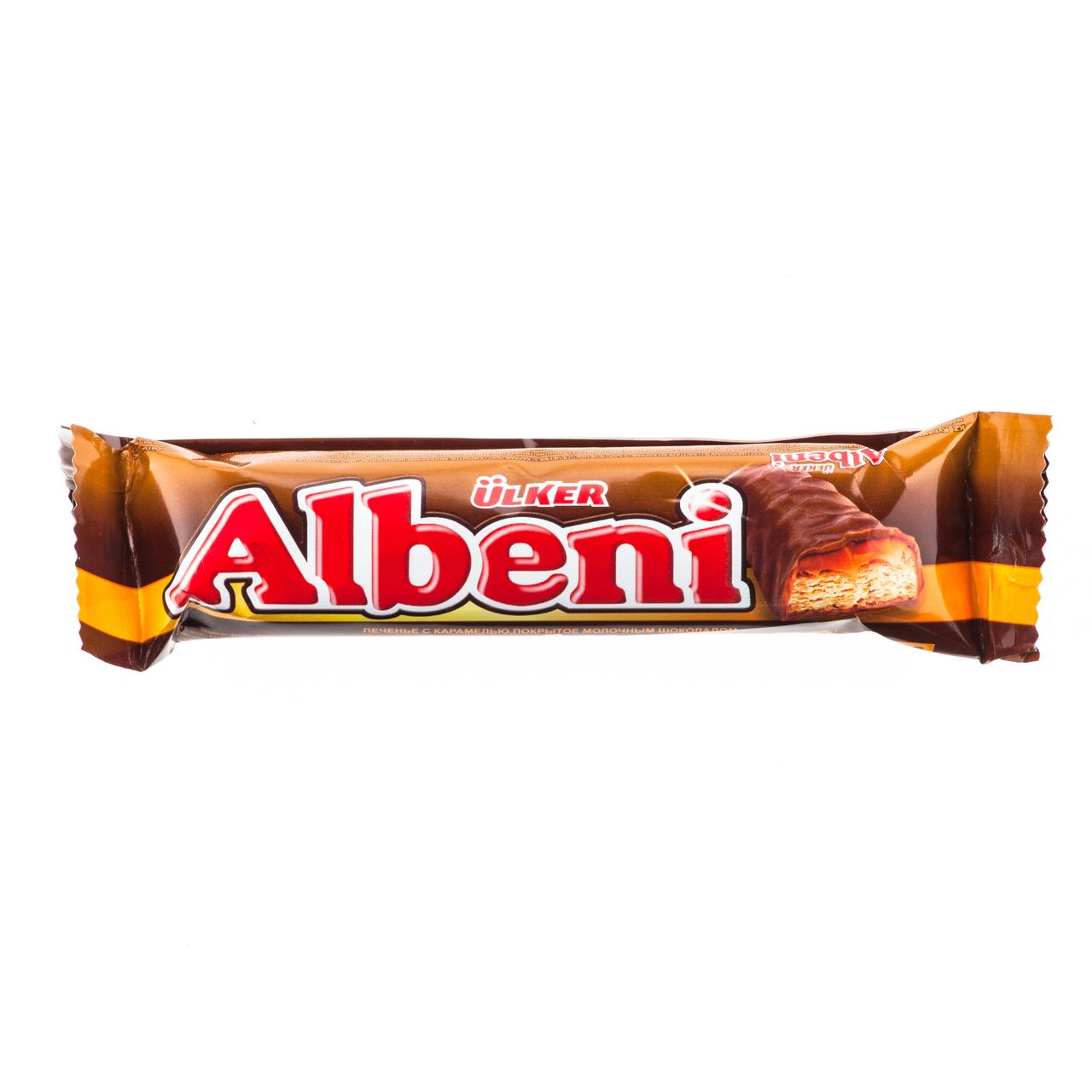 40Г ШОК БАТОНЧИК ALBENI