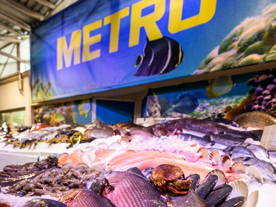 Риба, вдъхновение и обиколка до седем морета с МЕТРО