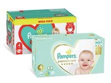Бебешки пелени или гащи Pampers