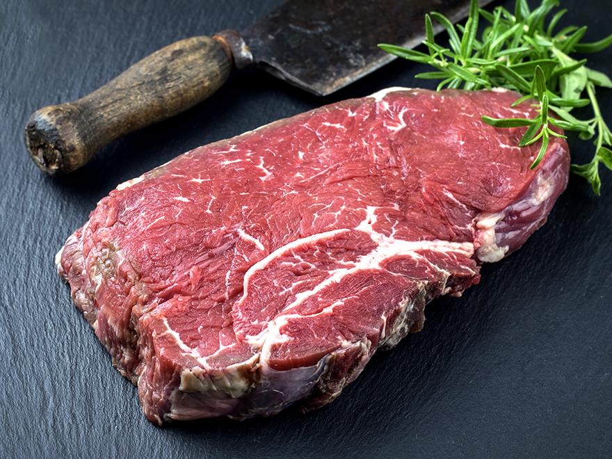 бизонско месо