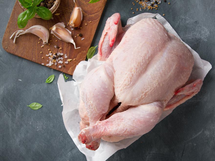 пилешкото месо в метро