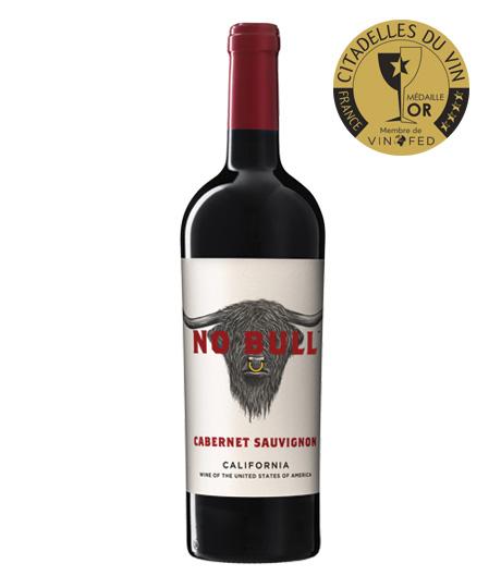 Калифорнийско вино - NO BULL, Cabernet Sauvignon