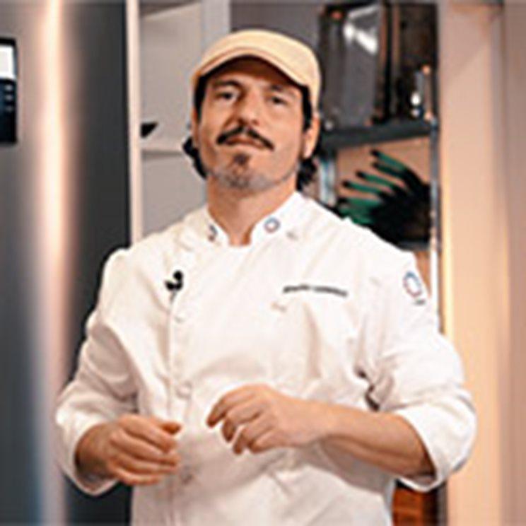 Chef Sergio Garrido