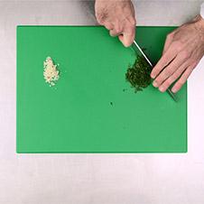 Merluza en salsa verde con almejas - Paso 3