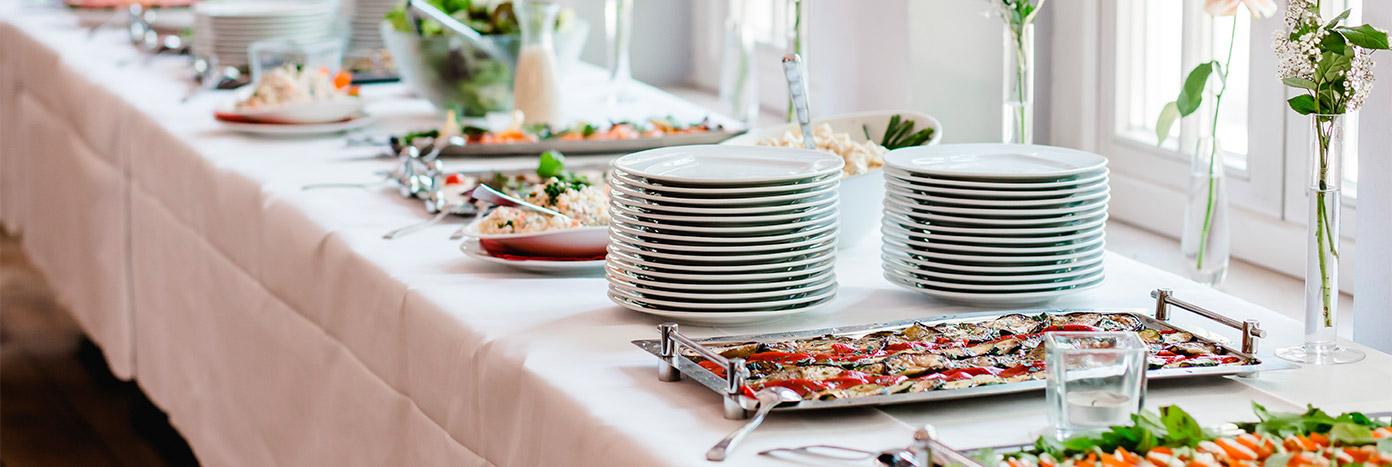 Mobiliario para catering y eventos