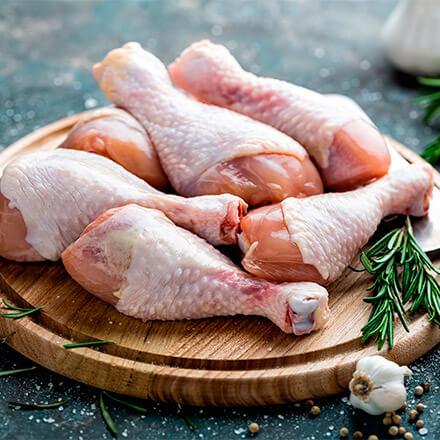 Carnes de pollo en tiendas Makro