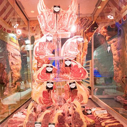 variedades carnes maduradas
