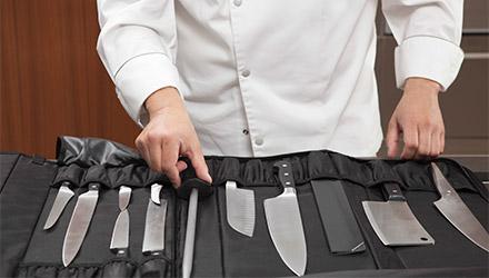 Cuchillos de Makro para cocinas profesionales
