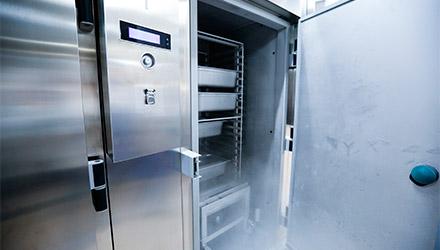Refrigeración de Makro para cocinas profesionales