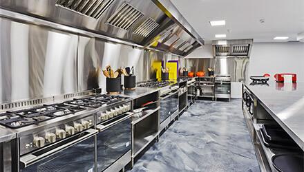 Equipamiento de cocina para hostelería de Makro