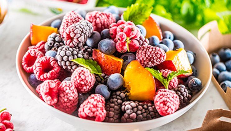 frutas congeladas Makro