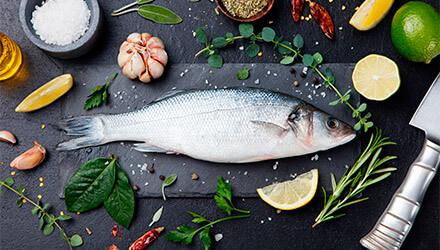 Pescado blanco para hostelería de Makro