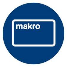 app Makro, tarjeta
