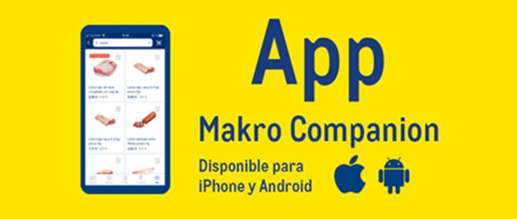 Servicios App Makro