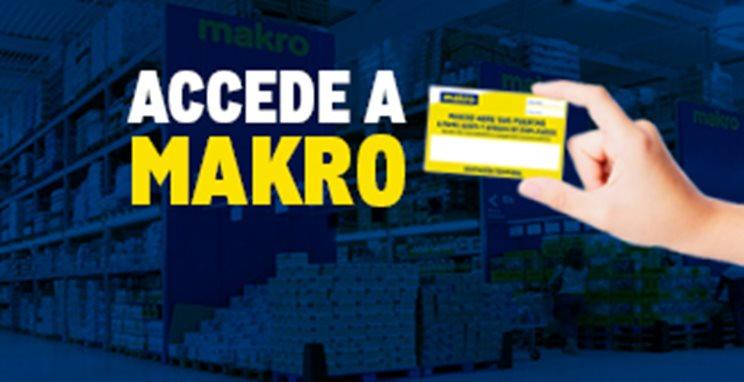 Accede a makro con este pase gartuito