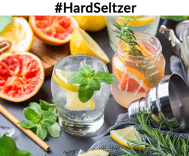Hard seltzer : la nouvelle boisson tendance