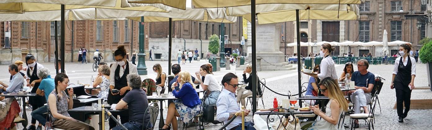 Réouverture des restaurants