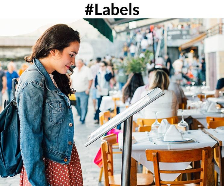 conseil label restaurant