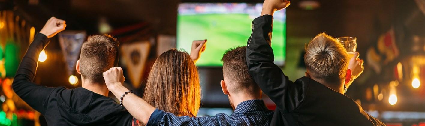 Adaptez votre offre pour les soirs de match