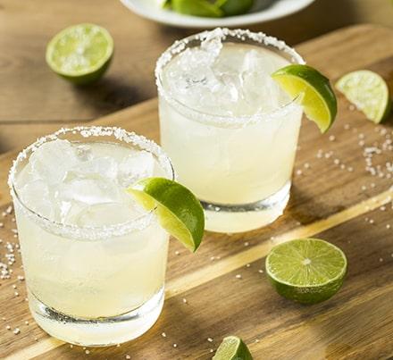 Cocktail Virgin Margarita