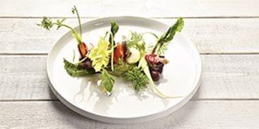 Anchoïade de légumes croquants