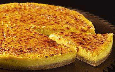 Recettes des chefs - Cheesecake au cantucci
