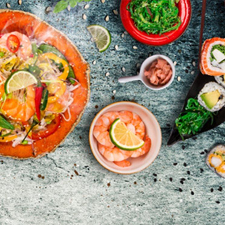 La tendance cuisine asiatique