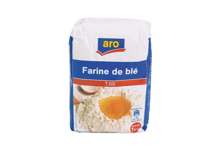 Aro : farine